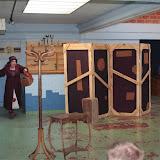 Un nouveauté encore: spectacle pour enfants avec la Malle Buissonnière
