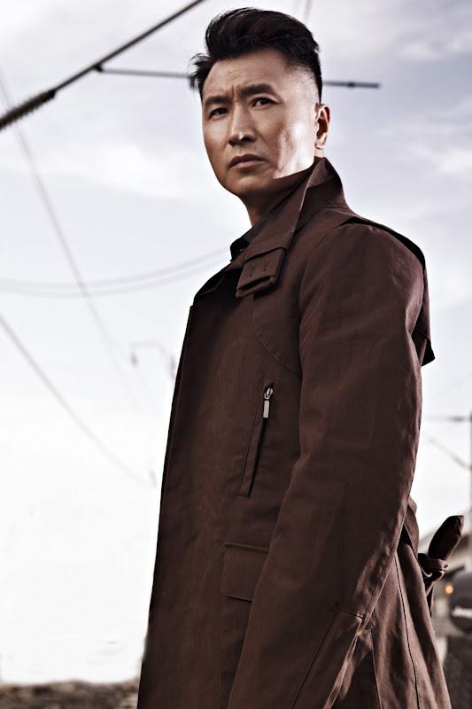 Zhang Xiao Jun  China Actor