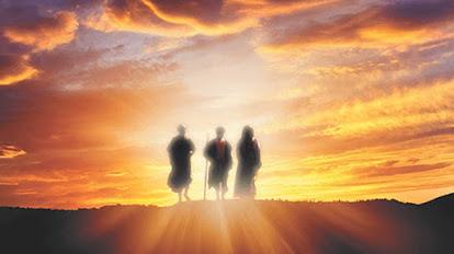 MỘT THIÊN CHÚA ĐỒNG HÀNH VỚI CON NGƯỜI