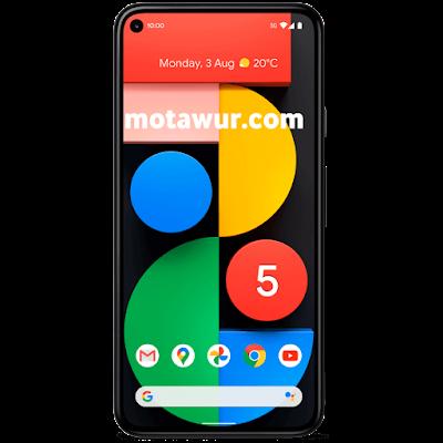 Google pixel 5 - أفضل هواتف 2022