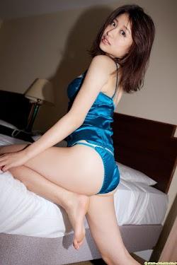 Saito Marina 斎藤眞利奈