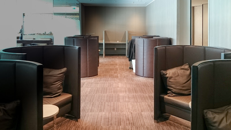 JL%252520F%252520HND LHR 22 - REVIEW - JAL First Class Lounge, Tokyo Haneda Airport