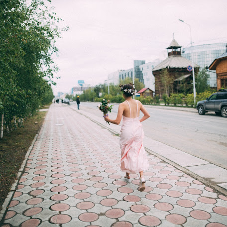 Wedding photographer Makarov Maksim (Maxsa94). Photo of 13.03.2018
