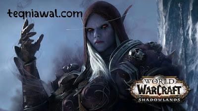 World of Warcraft: Shadowlands - أفضل العاب كمبيوتر مهكرة 2022