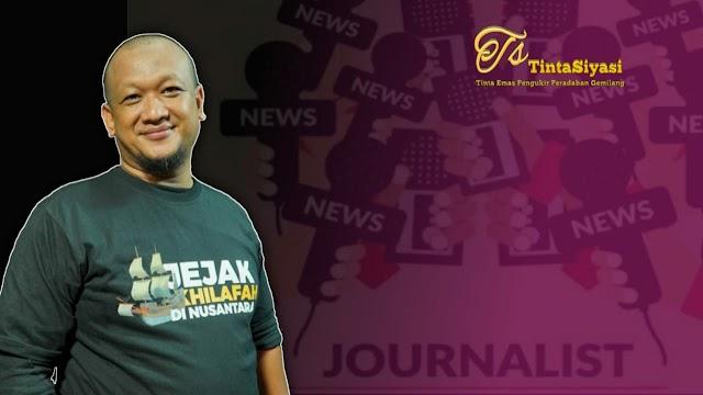 Jadi Jurnalis Islam, Begini Kisah 'Lugu' Om Joy