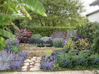Progetti giardini online gratis progetti giardini privati progetti piccoli giardini privati - Idee giardino in pendenza ...