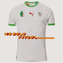 Photo: Algeria 1ª Mundial 2014