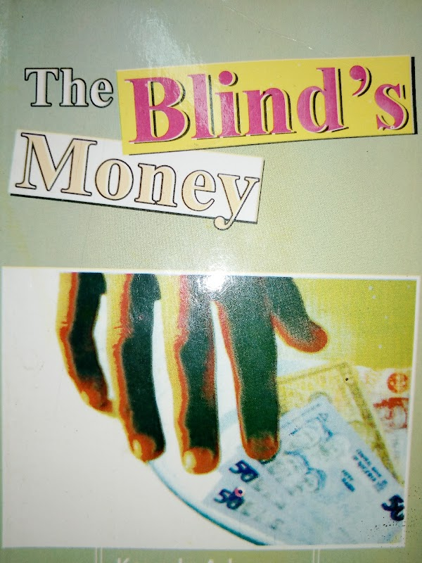 THE BLIND' MONEY CHAPTER 1