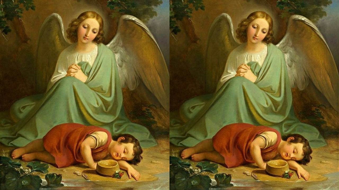 Chiêm ngưỡng nhan Cha (02.10.2020  – Thứ Sáu - Các Thiên thần Bản mệnh)