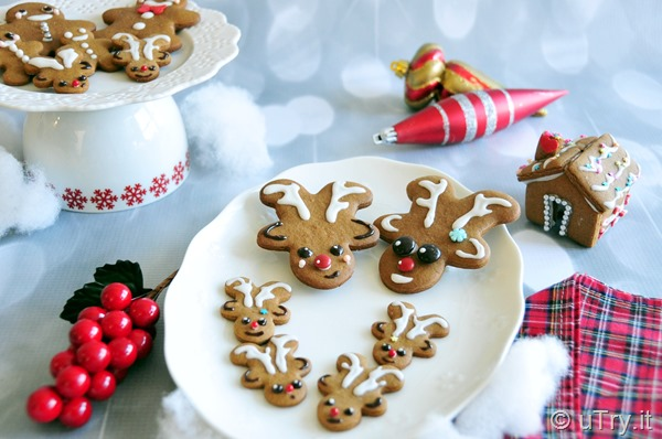 How to Make Classic Gingerbread Cookies–Decorated 3 Ways   http://uTry.it
