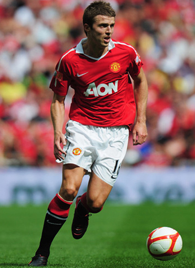 Michael Carrick Pictures 2011