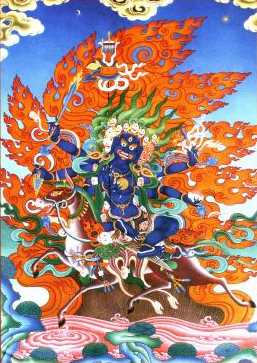 Sipe Gyalmo, Gods And Goddesses 3