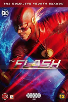 capa The Flash 4ª Temporada