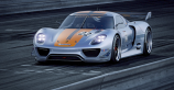 NAIAS 2011 - Porsche 918 RSR fully revealed [video]