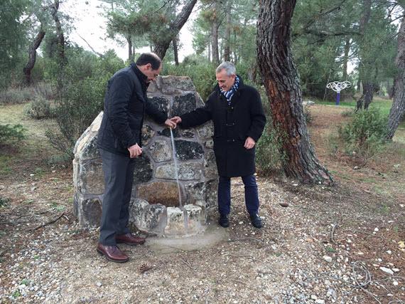 Mejoras para el Área Recreativa El Berzalejo en la Cuenca Alta del Manzanares