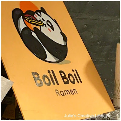 boil boil ramen - industry city post @ Julie's Creative Lifestyle