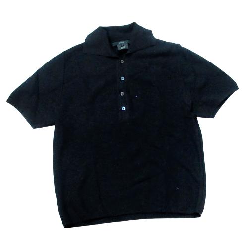 Gucci Alpaca Polo Shirt