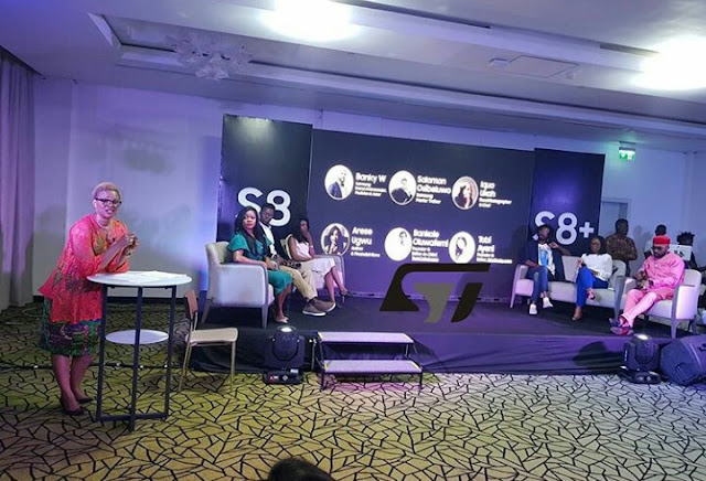 Photos From The Galaxy S8 Launch In Lagos, Nigeria 12