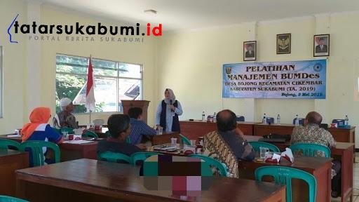 Program Pengembangan Usaha BUMDes Bojong Sukabumi