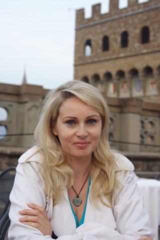 Olga Lebekova Writer 12, Olga Lebekova