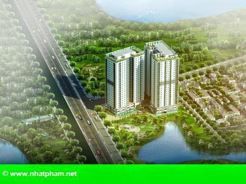 Hình 1: Dự án Hateco Hoàng Mai dự kiến bàn giao nhà vào quý IV/2016