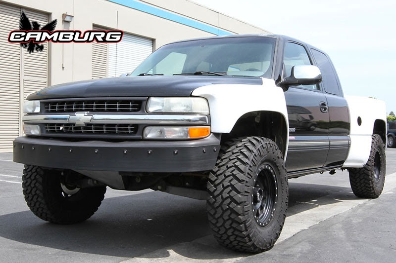 Deaver Leaf Springs >> Chevy Silverado 1500 99-06 | Camburg Engineering