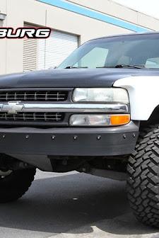 Deaver Leaf Springs >> Chevy Silverado 1500 99-06 | Camburg Engineering