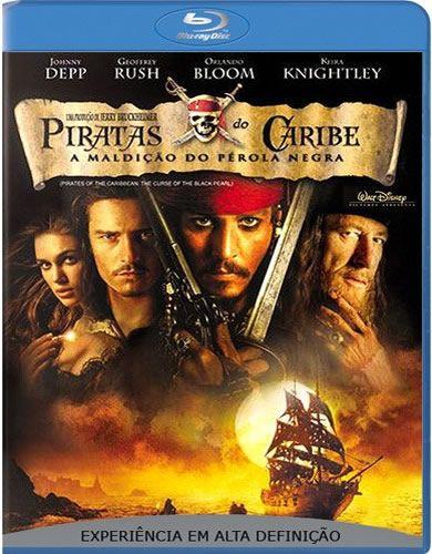 Download - Piratas do Caribe - A Maldição do Pérola Negra - BluRay 1080p Dual Áudio