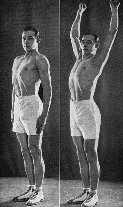 Barbettes naked 8