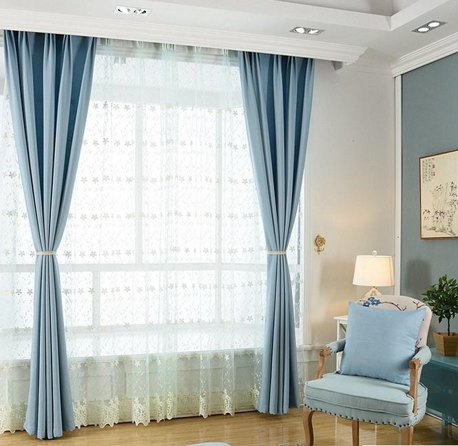 Rèm vải là sản phẩm được nhiều người lựa chọn nhất