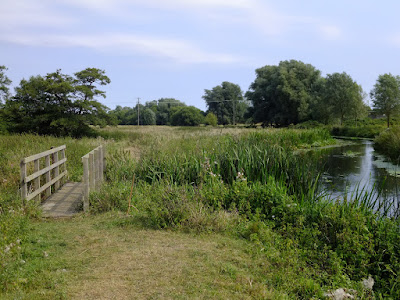 River at The Meadows, Claydon