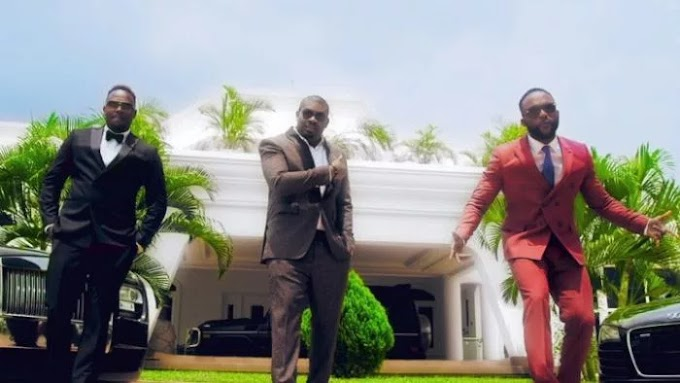[Video] Iyanya Ft. Don Jazzy & Dr. Sid – Up To Something