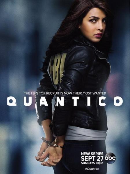 Trại Huấn Luyện - Quantico Season 1 (2015)