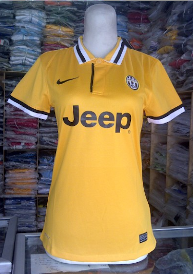 Jual Jersey Cewek Juventus Away 2014