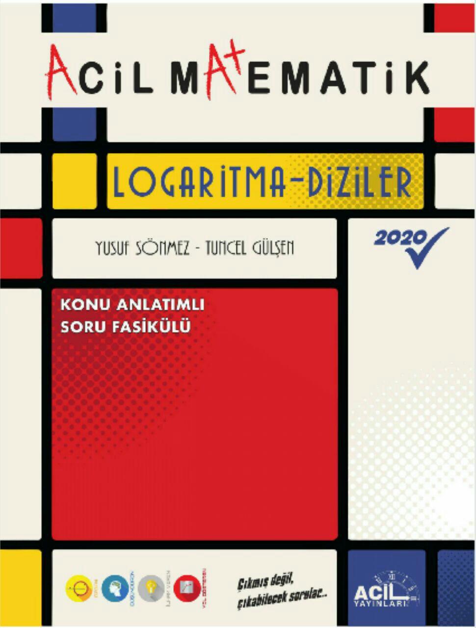 Acil Yayınları Logaritma-Diziler
