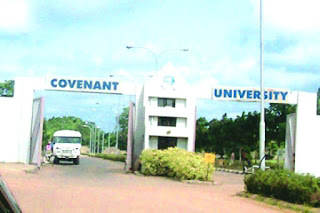 Covenant University Staff caught on video assaulting a student (video)