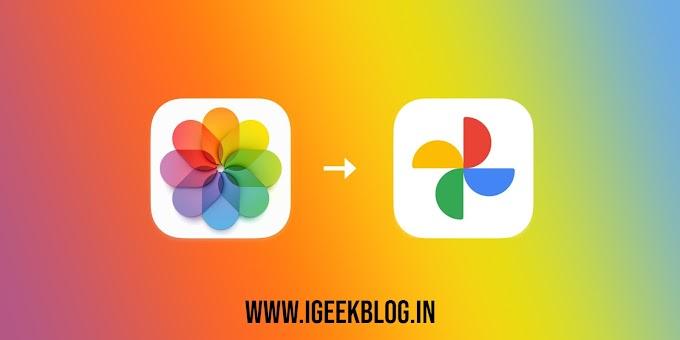 How to transfer your iCloud Photos to Google Photos (2 Best ways)