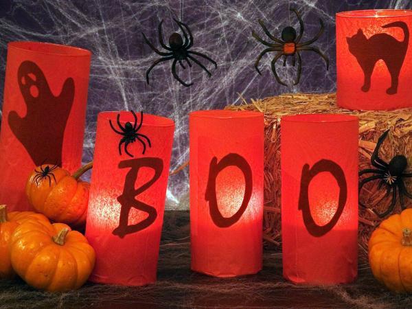 Helloween Boo, Halloween