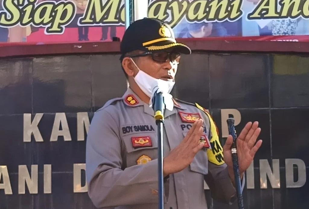 Warning, 198 Jenazah Dimakamkan di Macanda, Kapolres Gowa Minta Warga Bersatu Cegah Covid 19