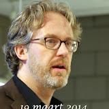Algemene Leden Vergadering, 19-03-2014