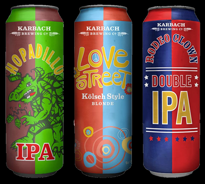 Karbach Adding Cans For Hopadillo Love Street Amp Rodeo