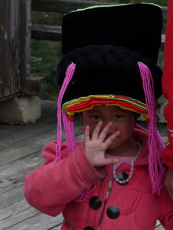 Chine. Yunnan.LIJIANG , Dragon snow mountain,puis lac LUGU - P1230791.JPG