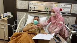 Kondisi Terkini Gubernur Aceh Makin Membaik, Sudah Bisa Lakukan Pekerjaan Sambil Duduk Termasuk Menandatangani Dokumen Penting