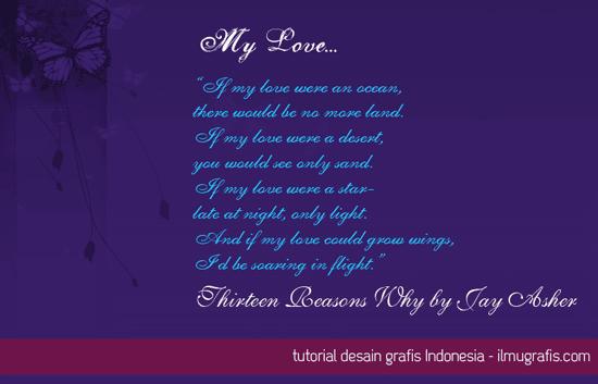 Download Font Romantis 9