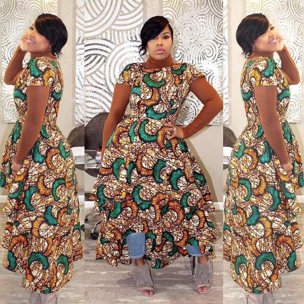 Stylish Ankara Fashion Of All Time In Nigeria Styles 2d