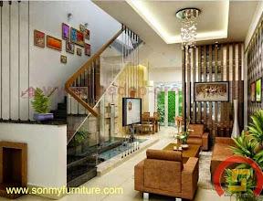 Mẫu thiết kế nội thất  căn hộ 719