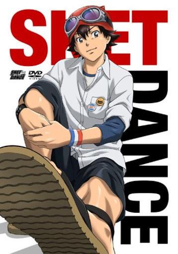 Sket Dance สเก็ต ดานซ์ Season 1 Vol.1-17 END [พากย์ไทย]