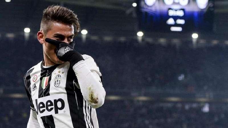 gambar selebrasi gol Paulo dybala paling unik, fenomenal, keren, terbaru, terbaik sepanjang masa