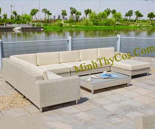 Rattan Sofa Set-MT116