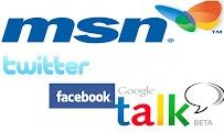 Tags: Redes Sociais, mensageiros instantâneos.
